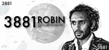 3881 ROBIN