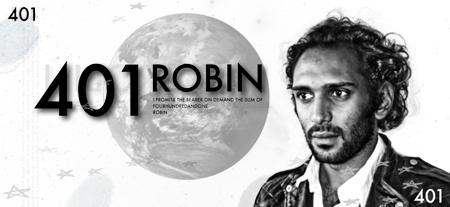 401 ROBIN