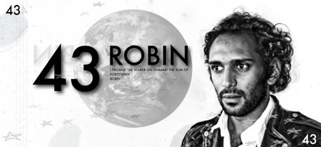 43 ROBIN