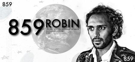 859 ROBIN