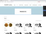 Newly Designed Online Store